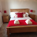 Red/family - double room